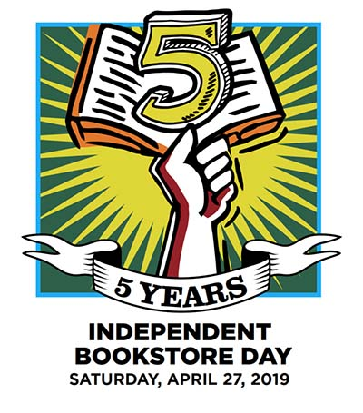 National Independent Bookstore Day This Saturday! – Main Street Reads